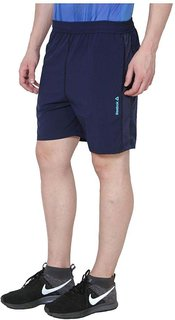 Reebok Navy Blue Men's Shorts