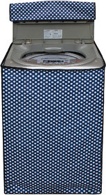 Glassiano Washing Machine Cover For IFB TL- RDW6.5 Aqua Fully Automatic Top Load 6.5 Kg