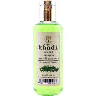 VagadS Khadi Neem And Aloe Vera Shampoo