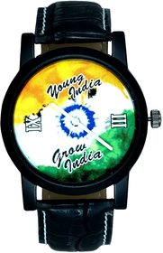 ONS Young India Grow India Watch For Men