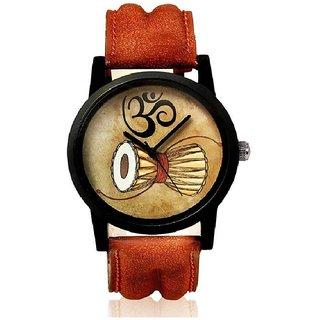 ONS Baba Damaru Wala Wrist Watch For Men