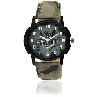 Greenee Belt Army Watch For Men