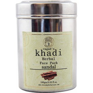 Vagad's Khadi Sandal Wood Face Pack