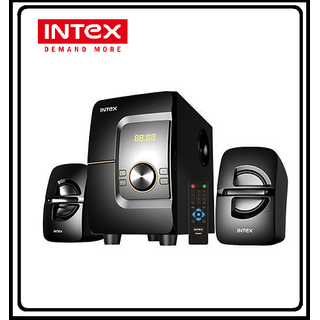 Intex IT-2.1 XV Bang SUFB Home Speakers 25+ 10W X2 @ Best price..