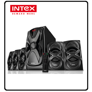 Intex IT-5.1 XH 6050 SUFB With Bluetooth Speaker, 125W  @ Best Price..!