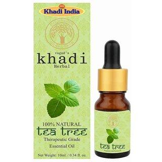 Vagad's Khadi Tea Tree Essential Oil