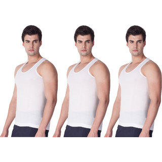 Gentlemen Fashion Men's Vest pack of 3 pcs