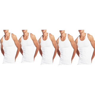 Men's inner Vest pack of 5 pcs