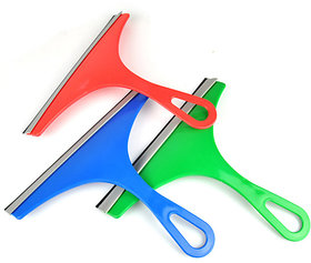 MULTIPURPOSE KITCHEN AND GLASS WIPERS SET OF 3 IN COLORS AS PER AVAILABILITY