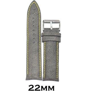 Kolet Grey Watch Strap(RPGY22MM)