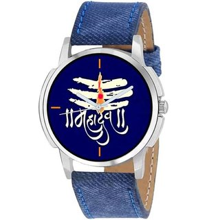 TRUE CHOICE NEW DESHION WATCH FOR MEN WITH 6 MONTH WARRNTY