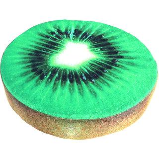 Style Maniac Round seat Cushion-Kiwi