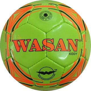Wasan Football Kiddy Green- Size 3 -(Under 8 Years)