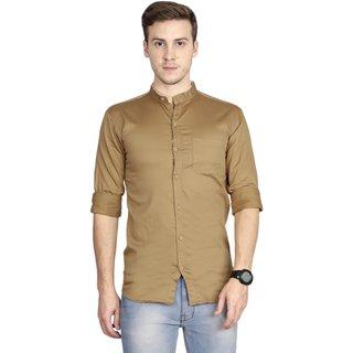 Signature Slim Fit Satin Shirt