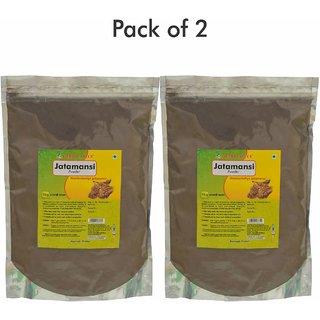 Herbal Hills Jatamansi Powder - 1 kg powder - Pack of 2