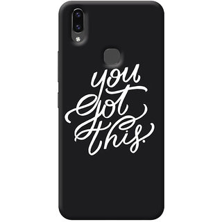 FABTODAY Back Cover for Vivo V9 - Design ID - 0911