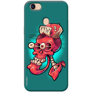 FABTODAY Back Cover for Oppo F5 - Design ID - 0360