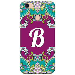 FABTODAY Back Cover for Oppo F5 - Design ID - 0433