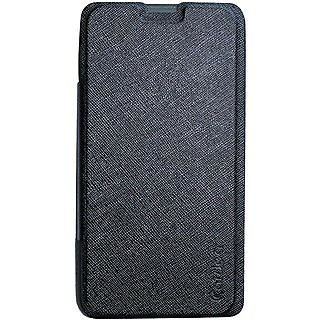 caidea  Premium Flip Cover For HTC Desire 310 - black