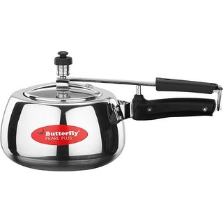 BUTTERFLY PEARL PLUS 3LTR PRESSURE COOKER