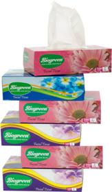 Biogreen Facial Tissue (pack of 6)