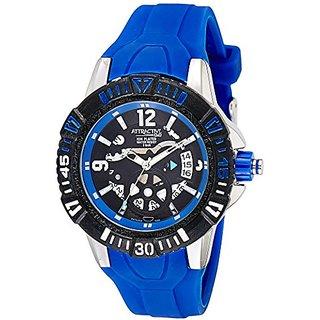Q&Q Stylish Sports Collection Multi-Color Watch-DA72J332Y