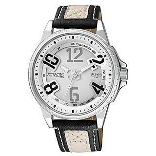 Q&Q Analog White Dial Mens Watches - DA66J304Y