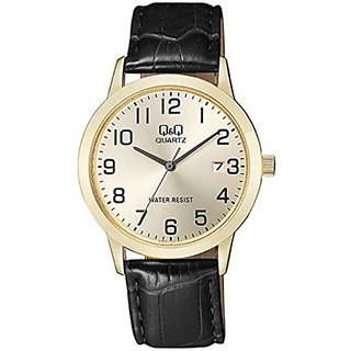 Mens Golden Watch A462J103Y with Date Display