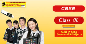 Class IX-CBSE .USB Pen Drive Course -All 8 Subjects.[Al
