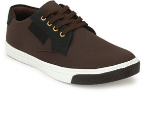 Knoos Men's Green Casual Shoe