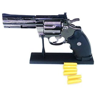 Revolver Shape Gun  Lighter
