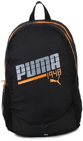 Puma 1948 Graphic Black Laptop Backpack