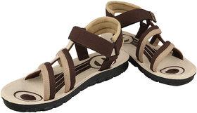 Czar Men's Stylish Multicolor Sandal