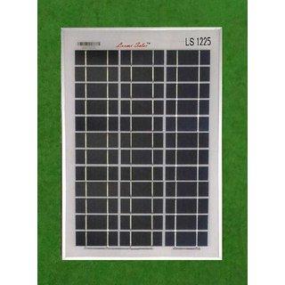 Solar Panel 25 Watt 12v Solar Panel, Solar Plate High Quality 25W