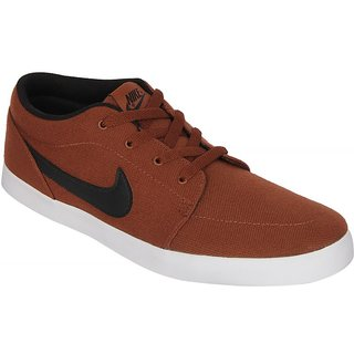 5121dac523f3 Buy Nike Men s Voleio Brown Sneakers Online - Get 34% Off