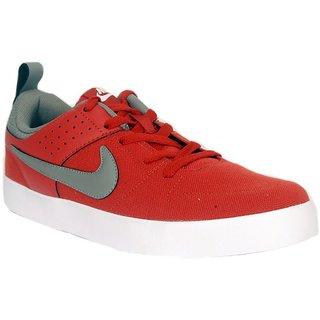 0f70b6eafac Nike Men's Liteforce III Red Sneakers