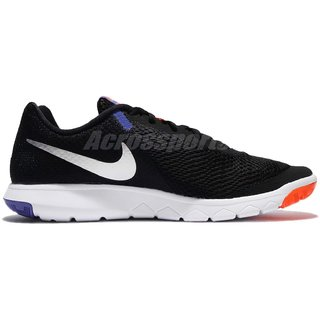 Nike MenS Flex Experience Rn 6 Black Running Shoes