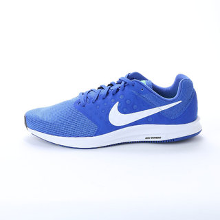 de445260f3af Buy Nike Men S Downshifter 7 Blue Running Shoes Online - Get 35% Off