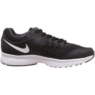 Nike MenS Air Relentless 6 Msl Black Running Shoes