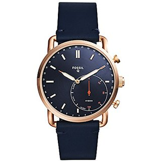 Fossil Analog Blue Dial Mens Watch-FTW1154