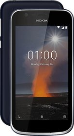 Nokia 1 (1GB, 8GB) Dark Blue