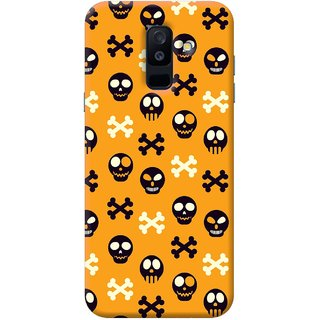 Buy FABTODAY Back Cover for Samsung Galaxy A6 Plus - Design ID