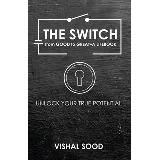 The Switch from Good to Great  A Lifebook