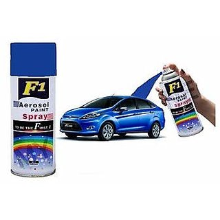 Scoriareg F1 Aerosol Multi Purpose Blue Spray Paint