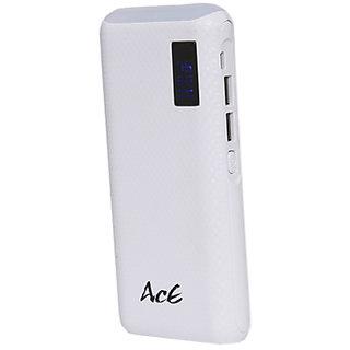 ace pb23 (10000mah white big torch))
