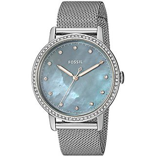 Fossil Analog Multi-Colour Dial Womens Watch-ES4313