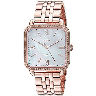 Fossil Analog Multi-Colour Dial Womens Watch-ES4269