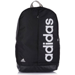 3973cafd93 Buy Adidas Black   White Polyester Backpack Online - Get 65% Off