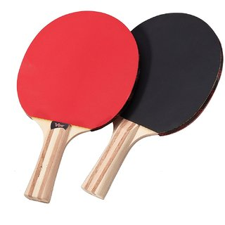Table Tennis Racket ( Set of two Bats )