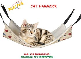 Cat Hammock Good for Cat, Marmoset, Hamster, Guinea Pigs  Good for all small pets